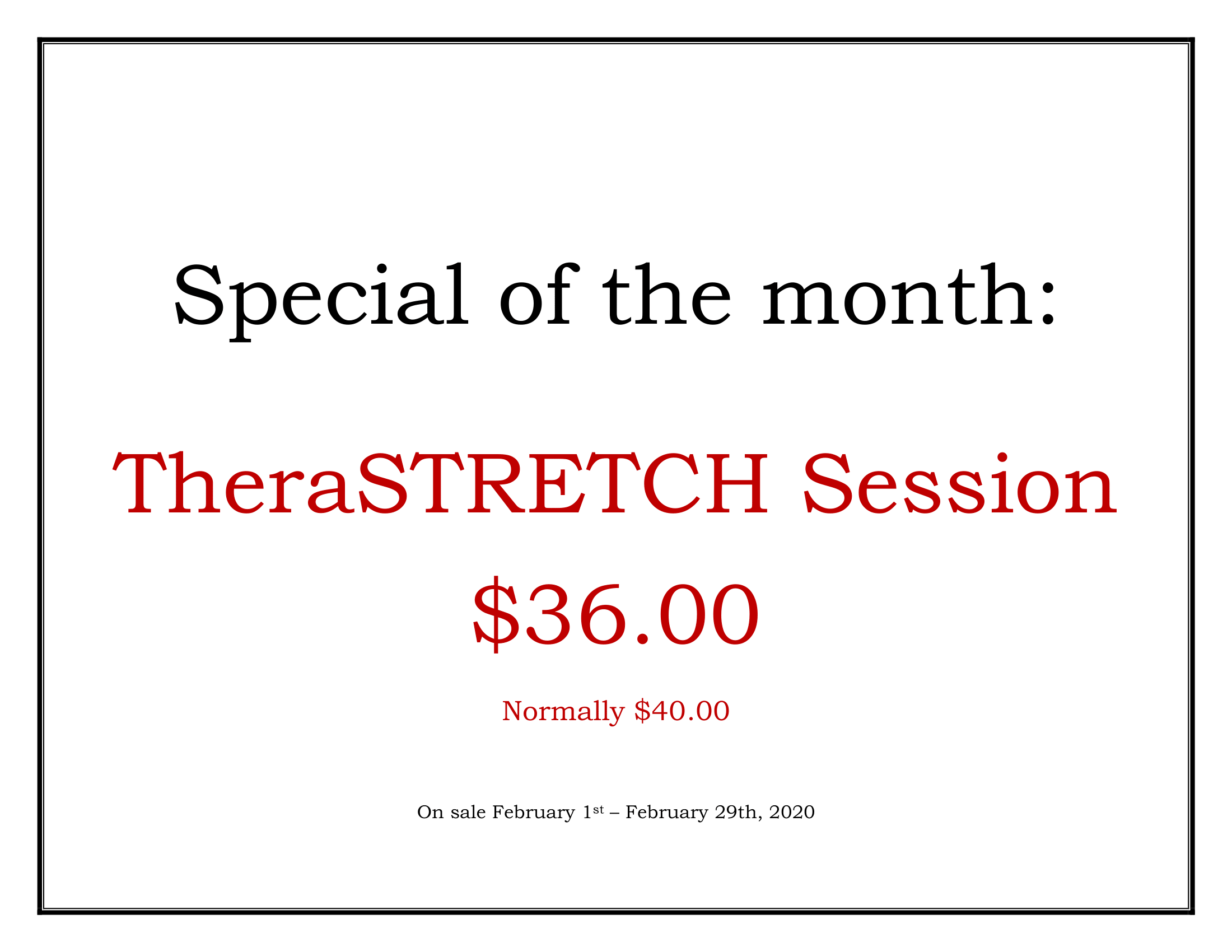 Special of the month_TheraSTRETCH-1