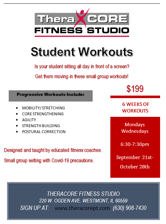 Student Workouts